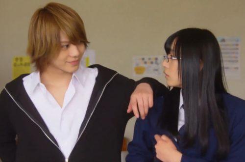 Shimizu Toshi and Asou Hina, Five drama